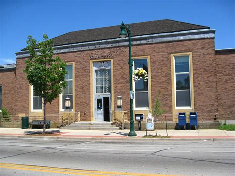 Milwaukee Post Office by Milwaukee West Allis Wisconsin Post Office Post Office Freak