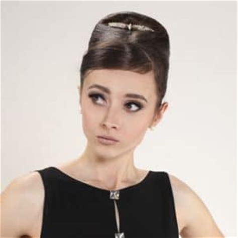 Wedding Hairstyles Hepburn by Vintage Hairstyles And Vintage Hair