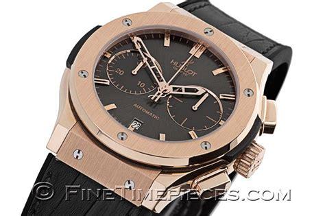 Hublot Fusion Leather All Black Ultimate Swiss Eta 11 hublot classic fusion chronograph racing grey king gold
