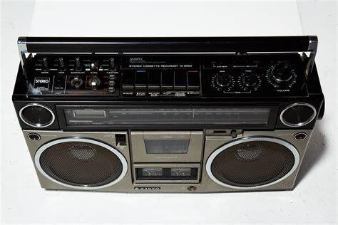 vintage boombox prop rental acme brooklyn