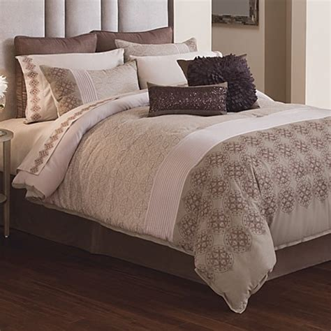 nicole miller 174 piazza comforter set bed bath beyond