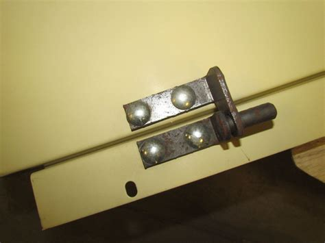 Heavy Duty Cabinet Door Hinges Geze L5780k17367 Heavy Duty Steel 2 Door Cabinet Door Set Hinge Lock 57x30 Quot Ebay
