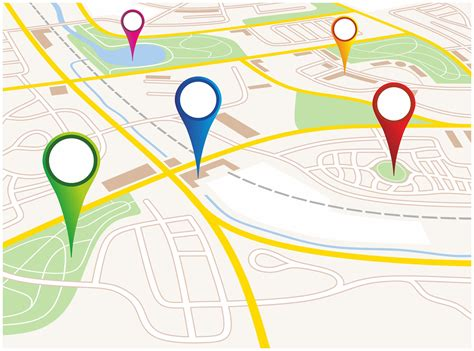 local map 4 reasons why you should periodically update your business listings