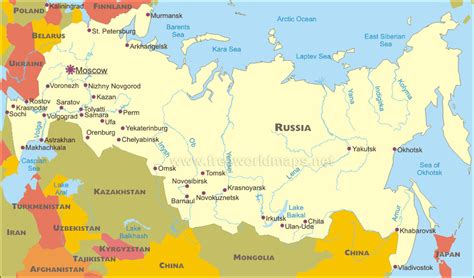 map of russia with cities in russia s updated national security strategy for 2016 new
