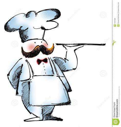 clipart cuoco cuoco illustrazione di stock illustrazione di partito