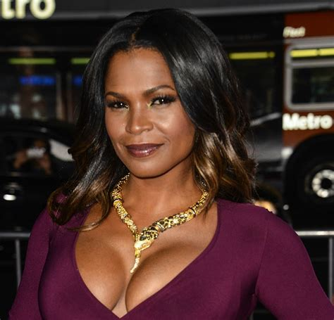 who is the black actress with big tits name from liberty what if nia long had to pick between j cole drake and