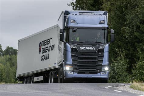 interni camion scania scania the next generation camionsupermarket