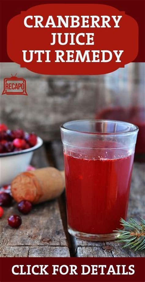 Detox Juice Knozvillw by 17 Best Images About Remedies For Urinary Tract Infections