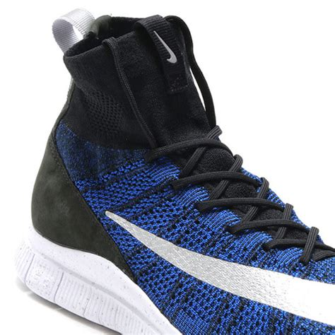 Nike Free Racer nike free mercurial racer blue the sole supplier