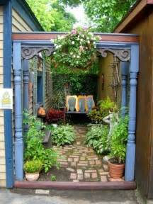 34 colorful bohemian garden designs to embrace