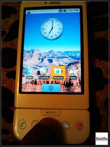 who invented android pictures of the t mobile g1 the world s android phone mobile mentalism