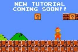 tutorial unity mario indie game buzz