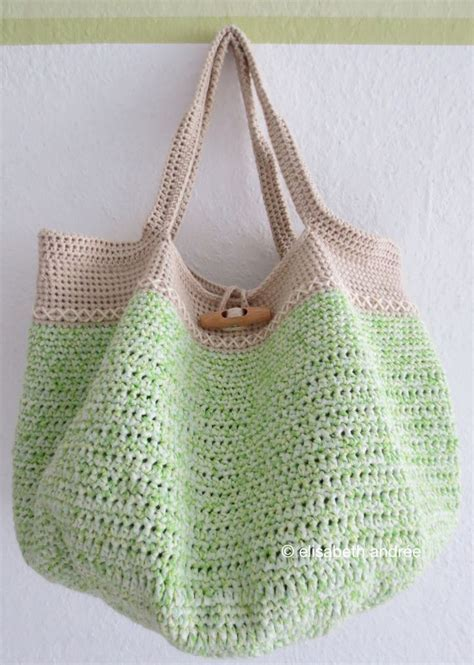 pinterest pattern tote bag spring bag tutorial free crochet crochet patterns and totes