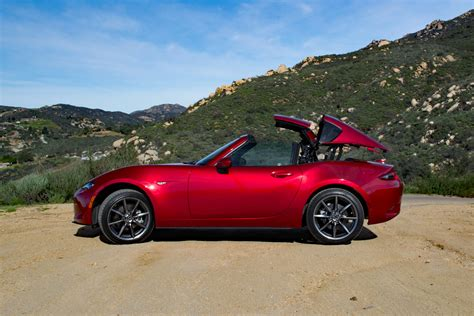 mazda miata hardtop review 2017 mazda mx 5 miata rf review autoguide news