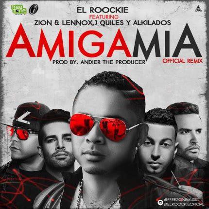 alkilados me ignoras remix el roockie ft zion lennox justin quiles y alkilados