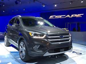 ford cars new models ford to launch four new suv models in new segments in next