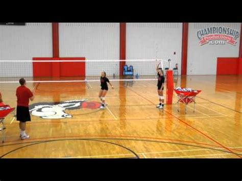 setter definition in volleyball position training drills setter volleyball