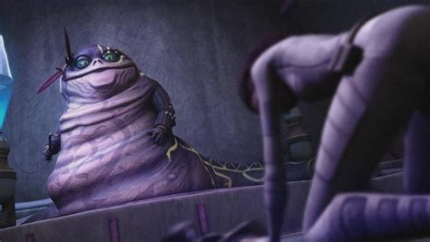 the clone wars ziro the hutt ziro the hutt wars hutts in the