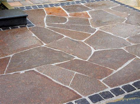 Polygonalplatten Terrasse Verlegen by Bauzentrum Beckmann Polygonalplatten