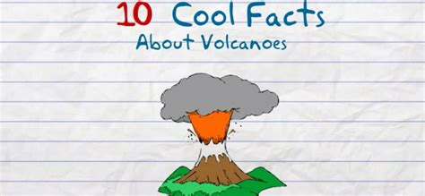 About Lava 5 Interesting Facts About Volcanoes Apecsec Org
