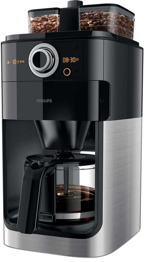 Grind & Brew Koffiezetapparaat HD7762/00   Philips