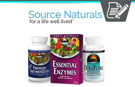 supplement source source naturals review quality vitamins herbal