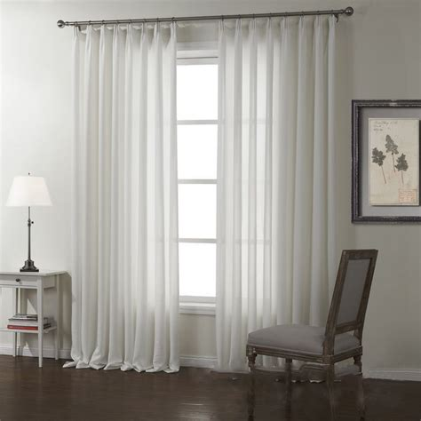 office curtains translucent white linen roman blinds living room curtains