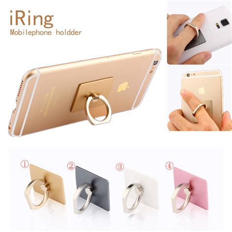 Sale Iring Mobile Phone Stand Smartphone Grip iring holder hook universal mobile phone 3d metal ring stand holder mount holder finger grip