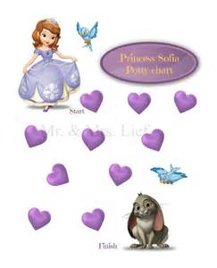 disney printable potty training charts images