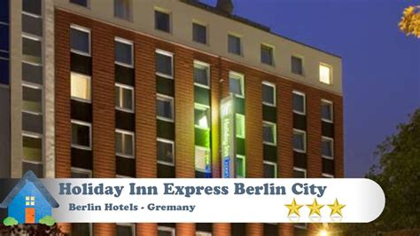 Inn Express Berlin City Centre West Berlin