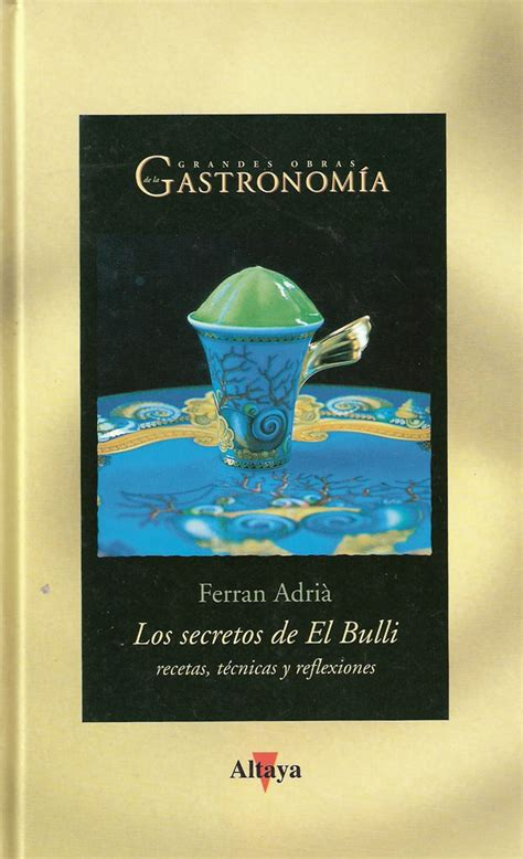 libro mibu el bulli fundes los secretos de el bulli