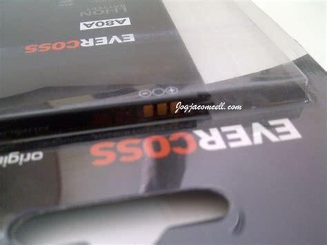 Baterei Evercoss baterai evercoss a80a elevate y2 original jogjacomcell