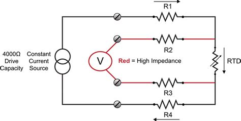 rtd wiring diagram 3 wire temperature measurement accuracy guidelines flow network