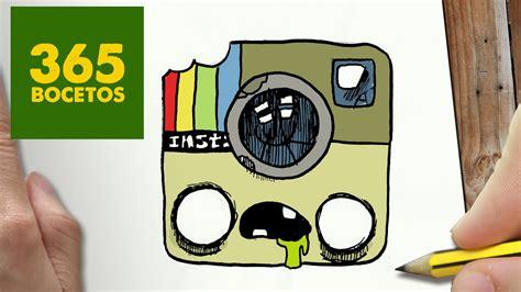Home Decoration Pdf by Como Dibujar Logo Instagram Zombie Kawaii Paso A Paso