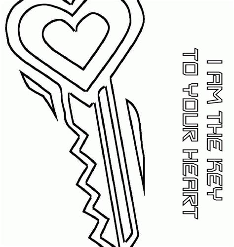 key deer coloring pages key coloring page printable for letter k drawing kids