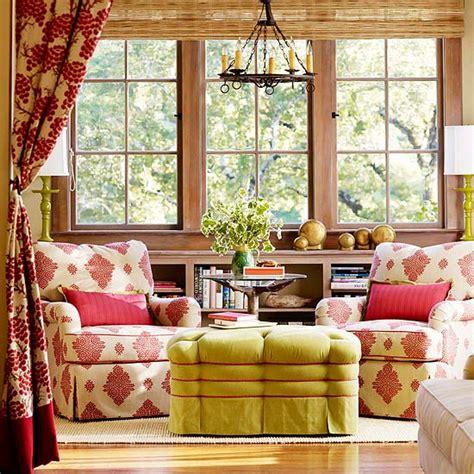 Fall Color Curtains Decor 15 Living Room Design Ideas
