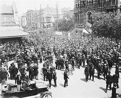 Winnipeg General Strike 1919 Essay by Winnipeg General Strike 1919