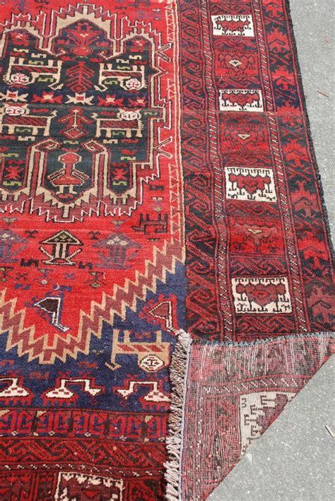Handmade Woolen - handmade wool rug 9