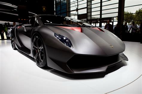 Lamborghini Elemento 6 Lamborghini Sesto Elemento Cool Car Wallpapers