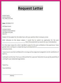 Request Letter To Manager 9 How To Write A Request Letter To Requesting For Something
