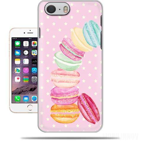 Macaron For Iphone 4 5 6 coque iphone 6 4 7 macarons