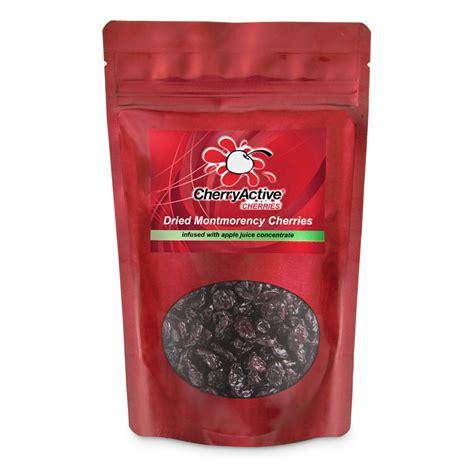 Hi Active Tart Cherry cherryactive 174 dried tart cherries 227g cherryactive australia
