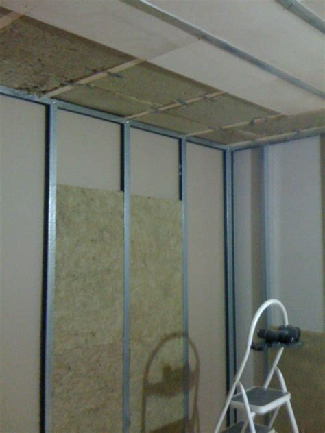 insonorizzare il soffitto labatteria it leggi argomento sala insonorizzata di