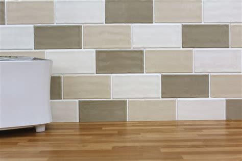 wall tile for kitchen kitchen wall tile cream derektime design updating