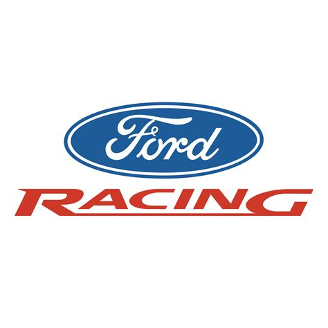 ford logo png ford racing logo png transparent svg vector freebie supply