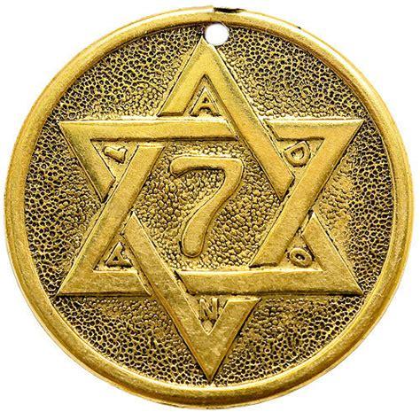 l porta fortuna talismano potente sigillo di salomone nell interpretazione