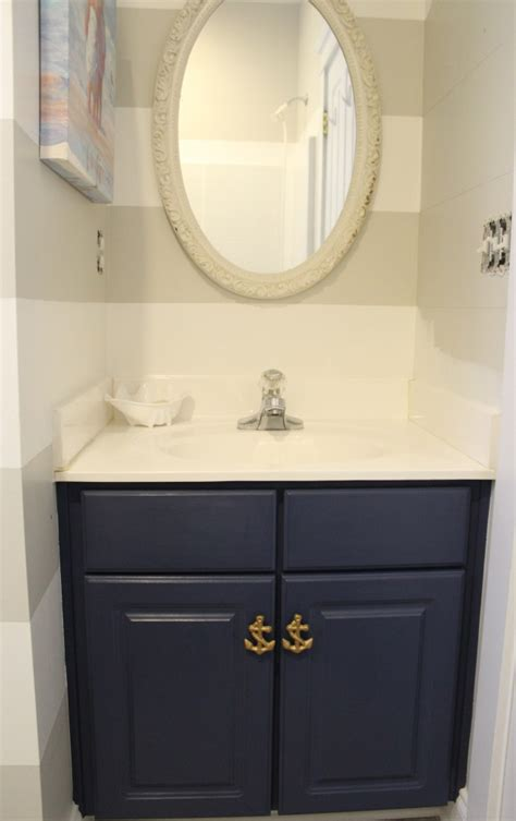 Chalk Paint Bathroom Vanity Chalk Paint Challenge Day 23 Simple Stylings