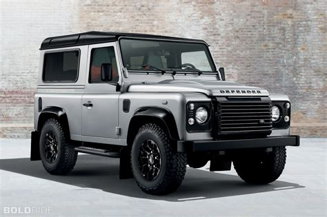 2015 Land Rover Defender 90 Black Pack Images Pictures