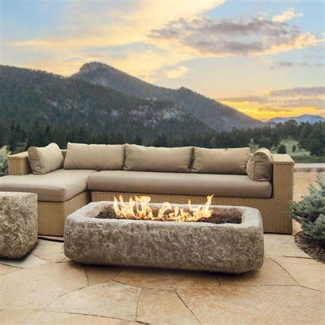 outdoor gas firepits real outdoor pits antique 59 in