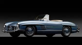 Mercedes Sl Convertible 1960 Mercedes 300 Sl Roadster